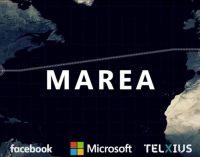 6.600 km submarinos conectados por MAREA