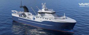 Astilleros VARD garantiza el contrato de un arrastrero para la empresa Rusa Luntos Fishing Co Ltd.