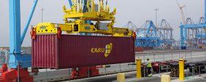 Los 10 puertos de América Latina y Caribe con mayor tráfico de contenedores de 2018