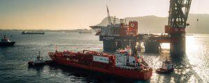 Sleipnir: el mayor buque grúa a GNL