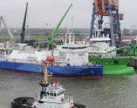 El puerto alemán de Brunsbüttel ya realiza operaciones de bunkering STS de GNL