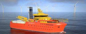 Gondán se embarca en la construcción de cuatro CSOV