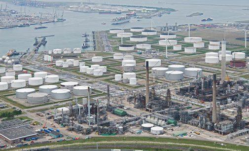 Estudian crear la mayor planta de producción de hidrógeno de Europa en el puerto de Róterdam