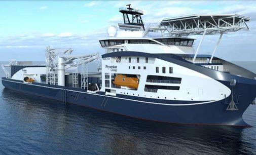 El Leonardo da Vinci se unirá a la flota CLVs de Prysmian en 2021