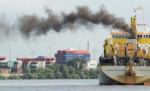 Las emisiones de CO2 de los buques preocupan a la UE