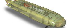 Novedoso diseño de una draga autónoma subacuática