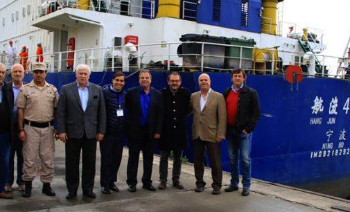 El puerto bonaerense Dock Sud aprueba las operaciones de dragado