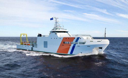 Damen y Cotecmar aúnan fuerzas para la construcción de un buque oceanográfico
