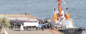 El puerto de Nagoya realiza su primer bunkering de GNL