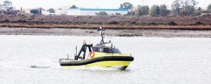 Navantia integra con éxito los sistemas de la primera embarcación  autónoma en España