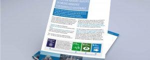 Anave publica un documento sobre el cambio a combustibles con bajo contenido de azufre