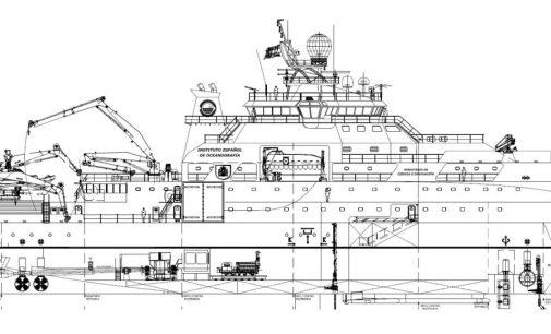 Nuevo buque oceanográfico para el IEO