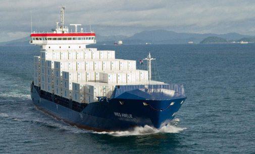 El portacontenedores Wes Amelie será el primer buque en funcionar con SNG