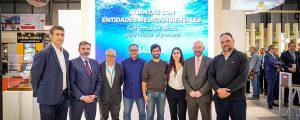 Baleària presenta en Fitur sus alianzas con entidades medioambientales para contribuir al cuidado del planeta