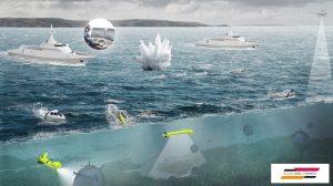 ECA Group fabricará la próxima generación de drones cazaminas