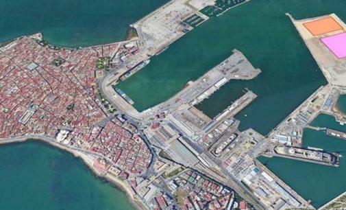 La nueva terminal de contenedores de Cádiz acogerá un proyecto internacional para ensamblaje de grúas