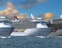 Meyer pone la quilla del segundo buque de la clase Global y comienza la construcción de la clase Universal