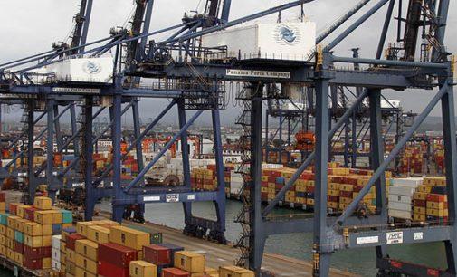 Los puertos panameños movieron 7,31 millones de teus en 2019