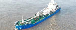 Entregado el buque de suministro Marine Vicky