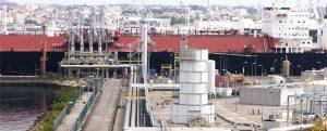 La terminal de GNL de Mugardos es la tercera más utilizada del sistema español en 2019