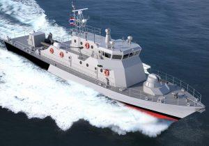 MAN Energy se hará cargo de la propulsión de los nuevos patrulleros tailandeses de la clase T-995