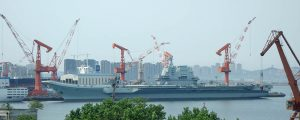Shandong: el nuevo portaaviones de China