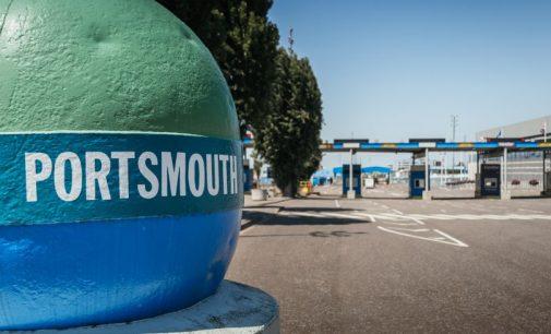 Portsmouth el primer puerto del Reino Unido con emisiones zero