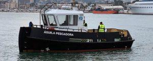 Baleària incorpora un nuevo remolcador a su flota