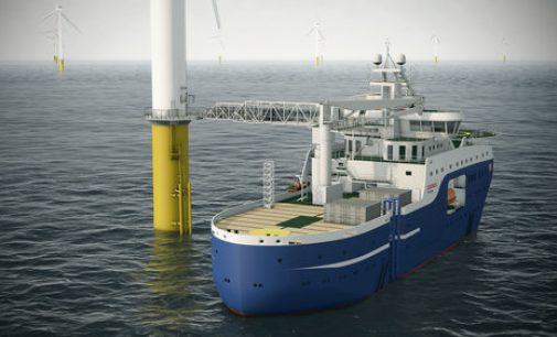 Un proyecto de gigantes en mitad del Mar del Norte