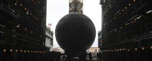 Rusia puso a flote su segundo submarino de la clase Kilo mejorada