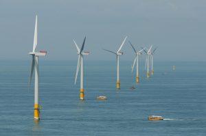 Triton Knoll da el primer paso para la creación de un nuevo parque eólico en Reino Unido