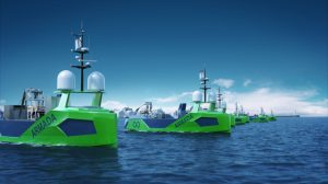 Armada, una flota no tripulada para operaciones submarinas