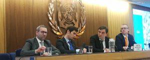 El proyecto Fibreship presenta ante la OMI sus progresos