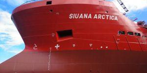 Zamakona bota el primero de dos nuevos refeers para la Royal Artic Line