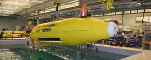 Alianza en el mercado de los vehículos submarinos no tripulados