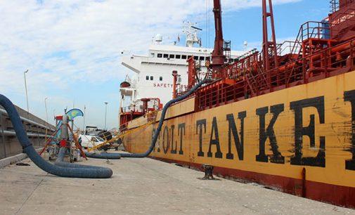 El puerto de Málaga apuesta por el aceite de cocina reutilizado
