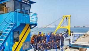 Damen proporciona un nuevo activo a la Armada de México