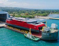 Austal Filipinas pone a flote el nuevo ferry catamarán de alta velocidad de Fjord Line