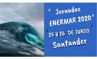 Santander acogerá las 11ª Jornadas ENERMAR 2020