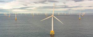 El nuevo parque eólico de Taiwán alcanza el cierre financiero