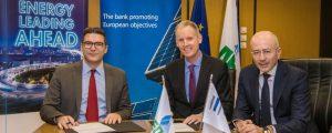 El primer buque de suministro de GNL de Grecia ya tiene financiación