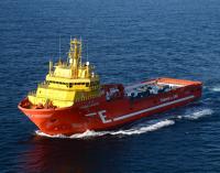 El primer buque Supply libre de carbono del mundo está la mesa de dibujo