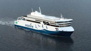 LNG y BioLNG como sistemas de propulsión del nuevo Ro-Pax de Rauma Marine