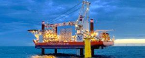 Fred Olsen Windcarrier realizará los trabajos de instalación de los parques eólicos offshore Changfang y Xidao en Taiwán