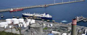 Bahía de Bizkaia Gas descargó 4,2 Mt de GNL en 2019
