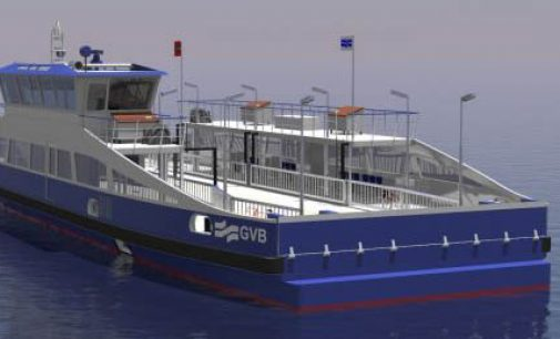 Holland Shipyards construirá cinco nuevos ferries totalmente eléctricos