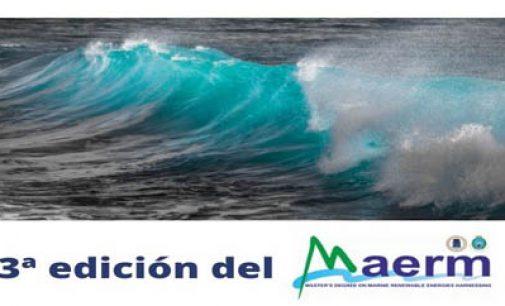 3ª edición del Máster en Aprovechamiento de las Energías Renovables Marinas