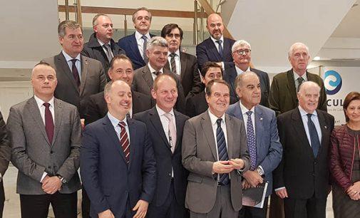 Vulkan Española presente en el Comité Ejecutivo de Navalia