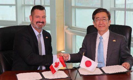 Los puertos de Japón y Canadá impulsan el GNL como combustible marino