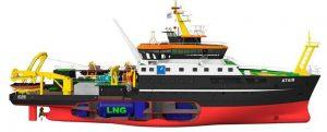 Fassmer y Nauticor aunan fuerzas para el desarrollo de proyectos de nueva construcción basados en LNG